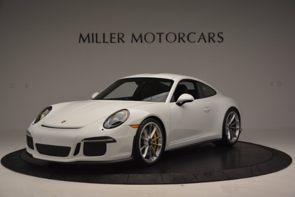 Used 2016 Porsche 911 R for sale Sold at Alfa Romeo of Greenwich in Greenwich CT 06830 1