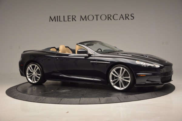 Used 2012 Aston Martin DBS Volante for sale Sold at Alfa Romeo of Greenwich in Greenwich CT 06830 10