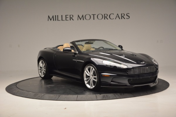 Used 2012 Aston Martin DBS Volante for sale Sold at Alfa Romeo of Greenwich in Greenwich CT 06830 11
