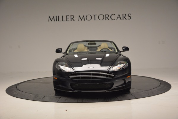 Used 2012 Aston Martin DBS Volante for sale Sold at Alfa Romeo of Greenwich in Greenwich CT 06830 12