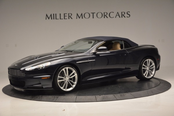 Used 2012 Aston Martin DBS Volante for sale Sold at Alfa Romeo of Greenwich in Greenwich CT 06830 14