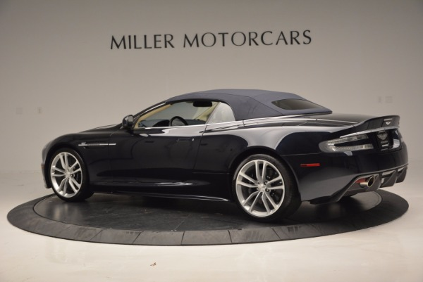 Used 2012 Aston Martin DBS Volante for sale Sold at Alfa Romeo of Greenwich in Greenwich CT 06830 16