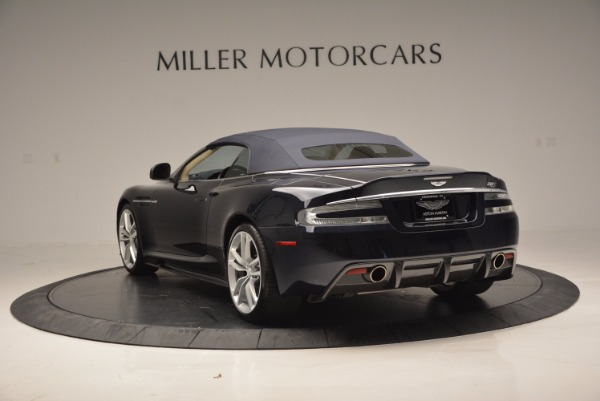 Used 2012 Aston Martin DBS Volante for sale Sold at Alfa Romeo of Greenwich in Greenwich CT 06830 17
