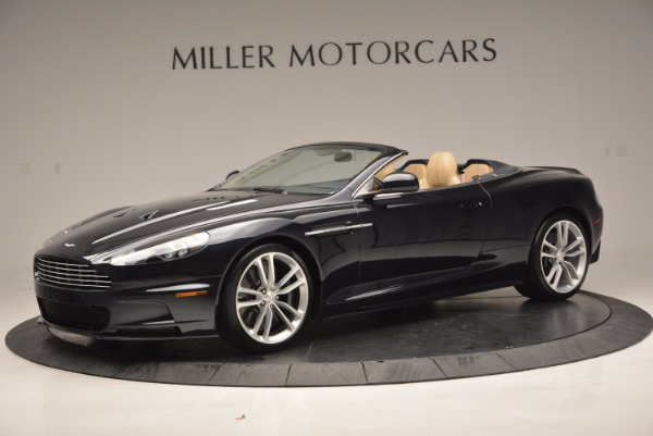 Used 2012 Aston Martin DBS Volante for sale Sold at Alfa Romeo of Greenwich in Greenwich CT 06830 2