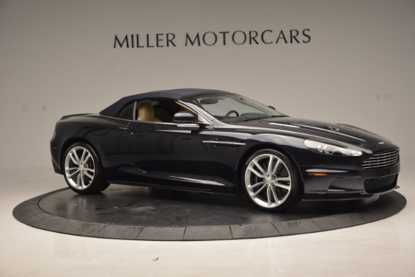 Used 2012 Aston Martin DBS Volante for sale Sold at Alfa Romeo of Greenwich in Greenwich CT 06830 22