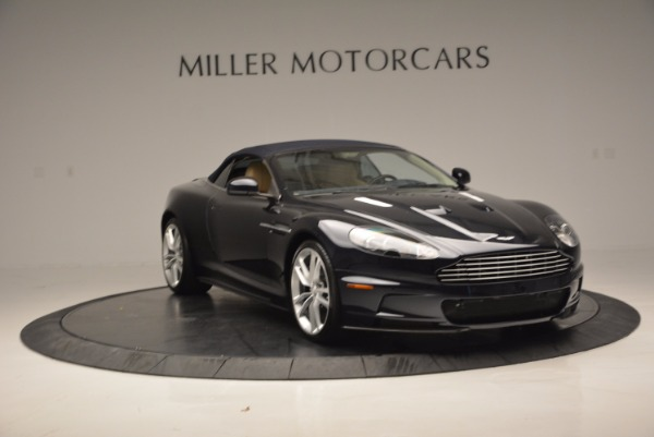Used 2012 Aston Martin DBS Volante for sale Sold at Alfa Romeo of Greenwich in Greenwich CT 06830 23