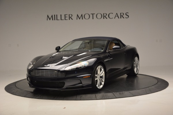 Used 2012 Aston Martin DBS Volante for sale Sold at Alfa Romeo of Greenwich in Greenwich CT 06830 24