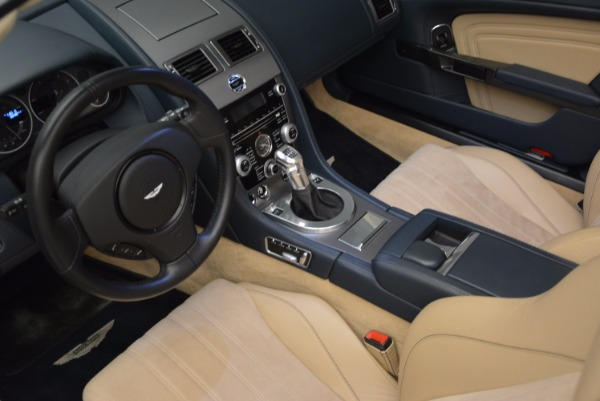 Used 2012 Aston Martin DBS Volante for sale Sold at Alfa Romeo of Greenwich in Greenwich CT 06830 25