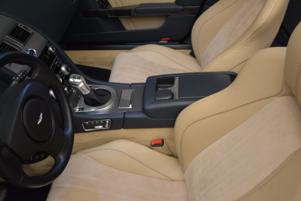 Used 2012 Aston Martin DBS Volante for sale Sold at Alfa Romeo of Greenwich in Greenwich CT 06830 26