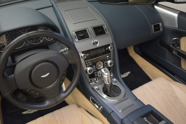 Used 2012 Aston Martin DBS Volante for sale Sold at Alfa Romeo of Greenwich in Greenwich CT 06830 27