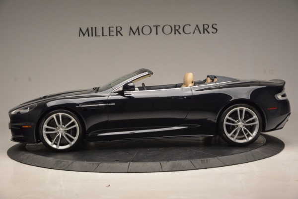 Used 2012 Aston Martin DBS Volante for sale Sold at Alfa Romeo of Greenwich in Greenwich CT 06830 3