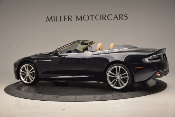 Used 2012 Aston Martin DBS Volante for sale Sold at Alfa Romeo of Greenwich in Greenwich CT 06830 4