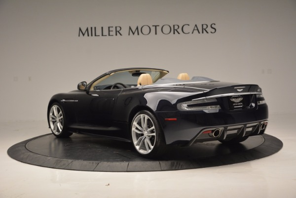 Used 2012 Aston Martin DBS Volante for sale Sold at Alfa Romeo of Greenwich in Greenwich CT 06830 5