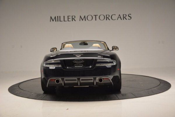 Used 2012 Aston Martin DBS Volante for sale Sold at Alfa Romeo of Greenwich in Greenwich CT 06830 6