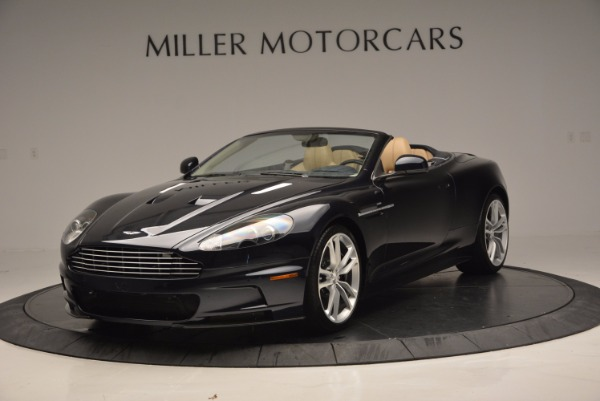 Used 2012 Aston Martin DBS Volante for sale Sold at Alfa Romeo of Greenwich in Greenwich CT 06830 1