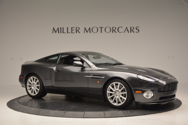 Used 2005 Aston Martin V12 Vanquish S for sale Sold at Alfa Romeo of Greenwich in Greenwich CT 06830 10
