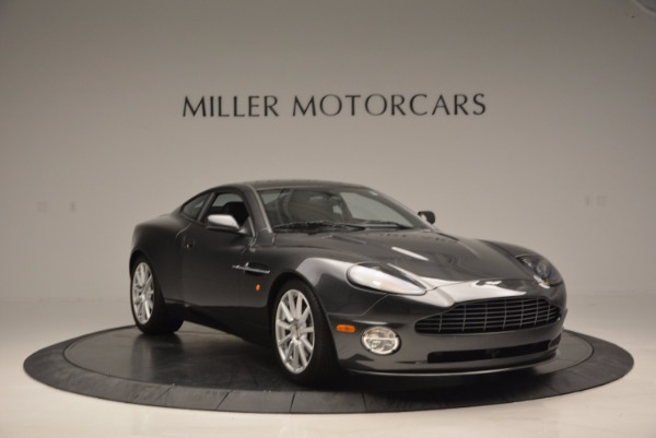 Used 2005 Aston Martin V12 Vanquish S for sale Sold at Alfa Romeo of Greenwich in Greenwich CT 06830 11