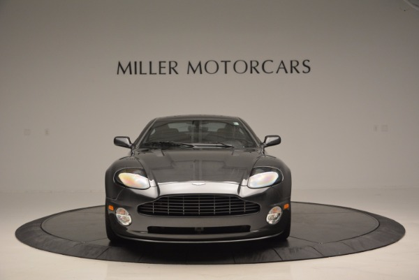 Used 2005 Aston Martin V12 Vanquish S for sale Sold at Alfa Romeo of Greenwich in Greenwich CT 06830 12