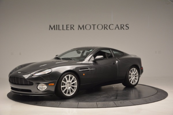 Used 2005 Aston Martin V12 Vanquish S for sale Sold at Alfa Romeo of Greenwich in Greenwich CT 06830 2