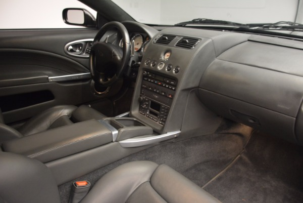 Used 2005 Aston Martin V12 Vanquish S for sale Sold at Alfa Romeo of Greenwich in Greenwich CT 06830 20