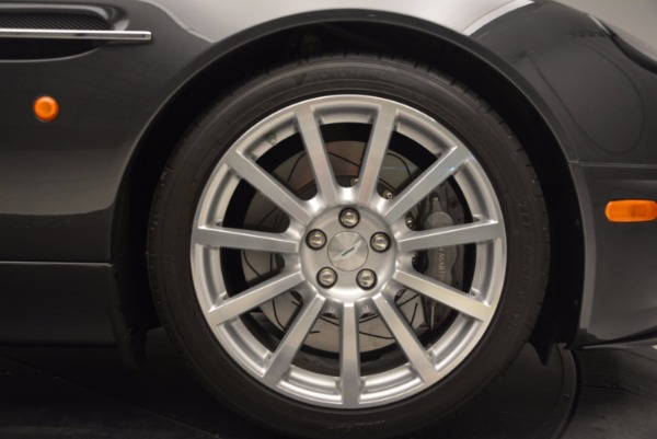 Used 2005 Aston Martin V12 Vanquish S for sale Sold at Alfa Romeo of Greenwich in Greenwich CT 06830 22