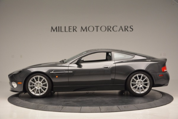 Used 2005 Aston Martin V12 Vanquish S for sale Sold at Alfa Romeo of Greenwich in Greenwich CT 06830 3