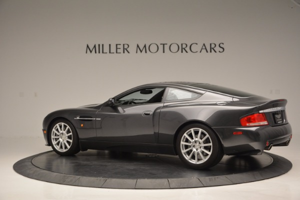 Used 2005 Aston Martin V12 Vanquish S for sale Sold at Alfa Romeo of Greenwich in Greenwich CT 06830 4