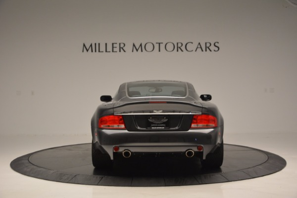 Used 2005 Aston Martin V12 Vanquish S for sale Sold at Alfa Romeo of Greenwich in Greenwich CT 06830 6