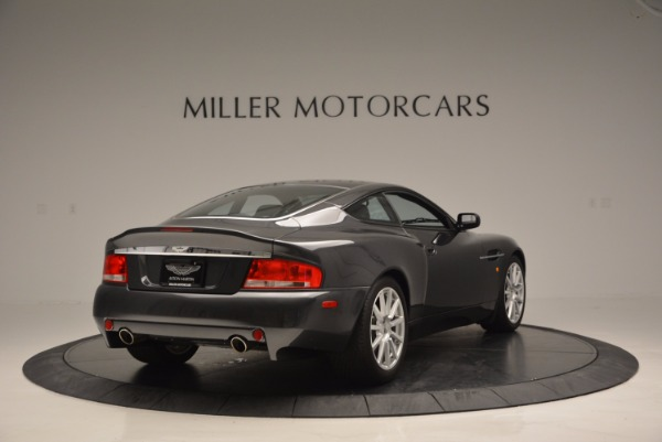 Used 2005 Aston Martin V12 Vanquish S for sale Sold at Alfa Romeo of Greenwich in Greenwich CT 06830 7
