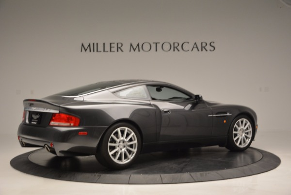 Used 2005 Aston Martin V12 Vanquish S for sale Sold at Alfa Romeo of Greenwich in Greenwich CT 06830 8