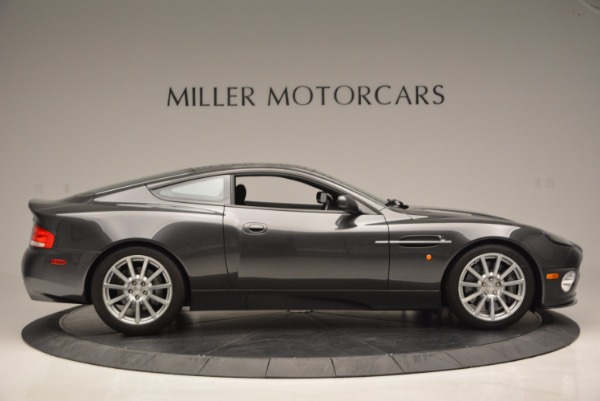 Used 2005 Aston Martin V12 Vanquish S for sale Sold at Alfa Romeo of Greenwich in Greenwich CT 06830 9