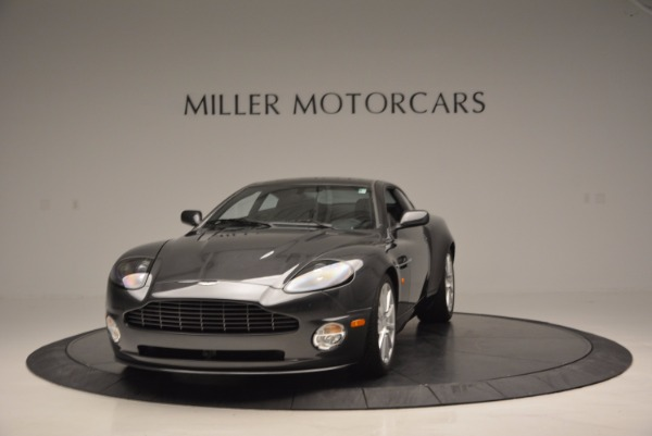 Used 2005 Aston Martin V12 Vanquish S for sale Sold at Alfa Romeo of Greenwich in Greenwich CT 06830 1