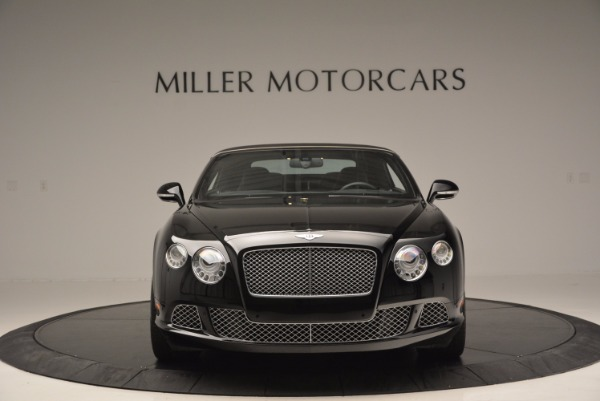 Used 2013 Bentley Continental GTC for sale Sold at Alfa Romeo of Greenwich in Greenwich CT 06830 13