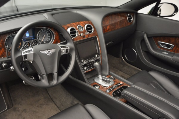 Used 2013 Bentley Continental GTC for sale Sold at Alfa Romeo of Greenwich in Greenwich CT 06830 18