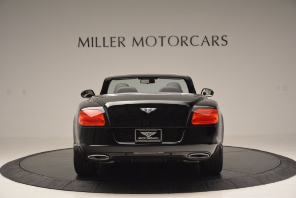 Used 2013 Bentley Continental GTC for sale Sold at Alfa Romeo of Greenwich in Greenwich CT 06830 7