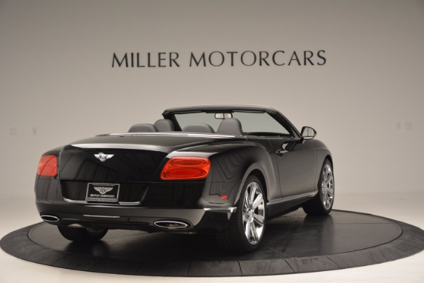 Used 2013 Bentley Continental GTC for sale Sold at Alfa Romeo of Greenwich in Greenwich CT 06830 8