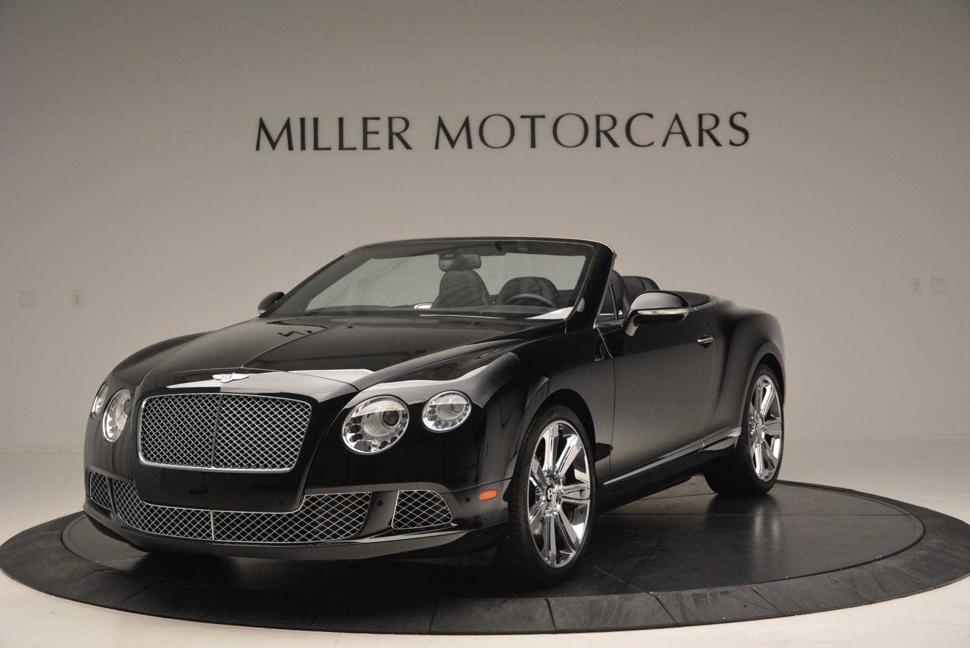 Used 2013 Bentley Continental GTC for sale Sold at Alfa Romeo of Greenwich in Greenwich CT 06830 1