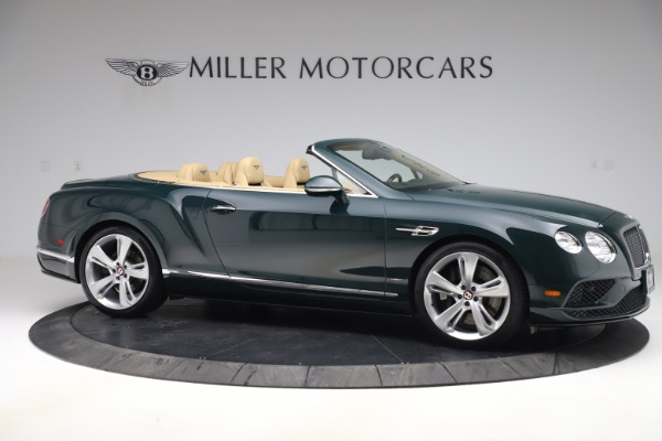 Used 2017 Bentley Continental GTC V8 S for sale $139,900 at Alfa Romeo of Greenwich in Greenwich CT 06830 10