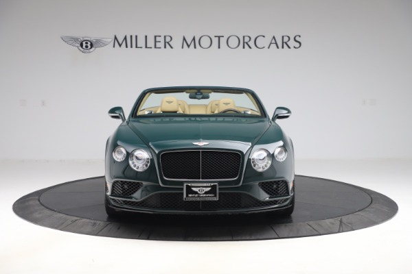 Used 2017 Bentley Continental GTC V8 S for sale $145,900 at Alfa Romeo of Greenwich in Greenwich CT 06830 12