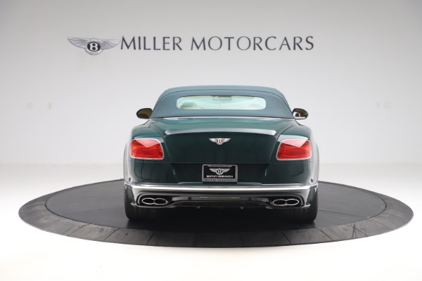 Used 2017 Bentley Continental GTC V8 S for sale $139,900 at Alfa Romeo of Greenwich in Greenwich CT 06830 16
