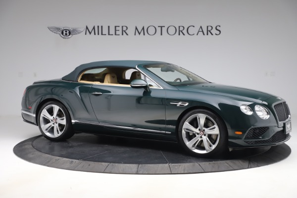 Used 2017 Bentley Continental GTC V8 S for sale $139,900 at Alfa Romeo of Greenwich in Greenwich CT 06830 19