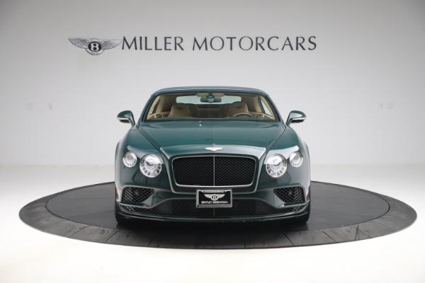 Used 2017 Bentley Continental GTC V8 S for sale $145,900 at Alfa Romeo of Greenwich in Greenwich CT 06830 20