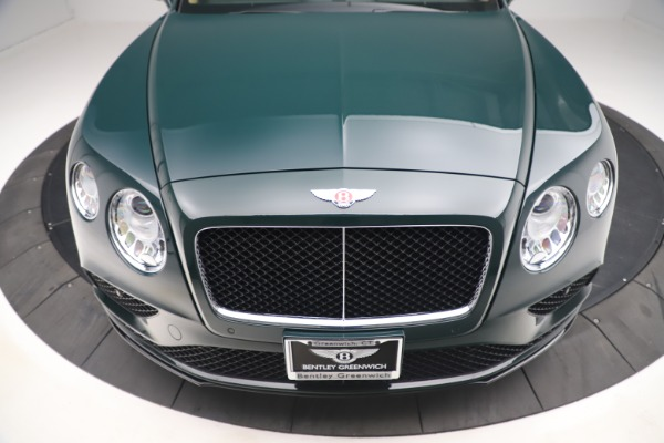 Used 2017 Bentley Continental GTC V8 S for sale $145,900 at Alfa Romeo of Greenwich in Greenwich CT 06830 21