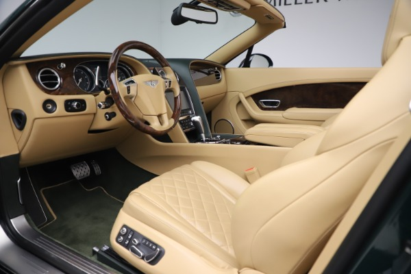 Used 2017 Bentley Continental GTC V8 S for sale $139,900 at Alfa Romeo of Greenwich in Greenwich CT 06830 25