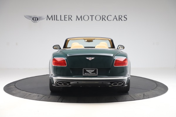 Used 2017 Bentley Continental GTC V8 S for sale $145,900 at Alfa Romeo of Greenwich in Greenwich CT 06830 6