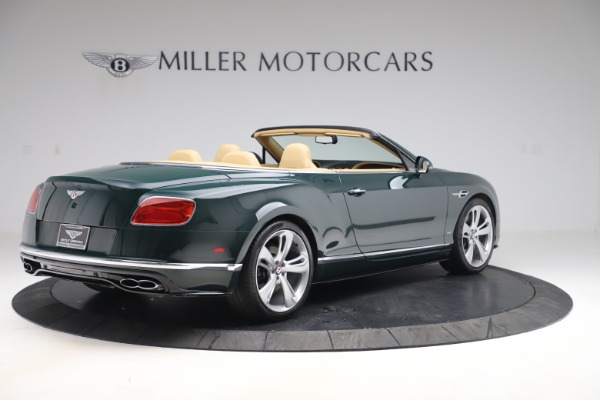 Used 2017 Bentley Continental GTC V8 S for sale $139,900 at Alfa Romeo of Greenwich in Greenwich CT 06830 8