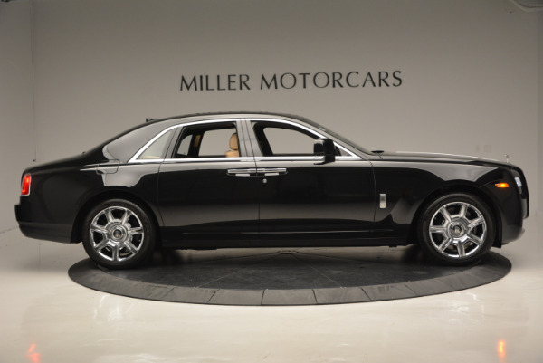 Used 2011 Rolls-Royce Ghost for sale Sold at Alfa Romeo of Greenwich in Greenwich CT 06830 10