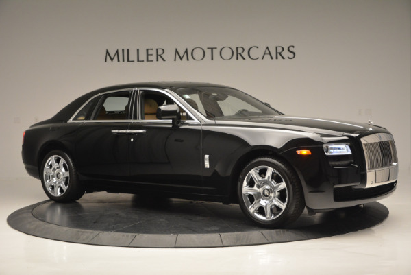 Used 2011 Rolls-Royce Ghost for sale Sold at Alfa Romeo of Greenwich in Greenwich CT 06830 11