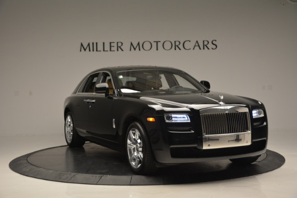 Used 2011 Rolls-Royce Ghost for sale Sold at Alfa Romeo of Greenwich in Greenwich CT 06830 12