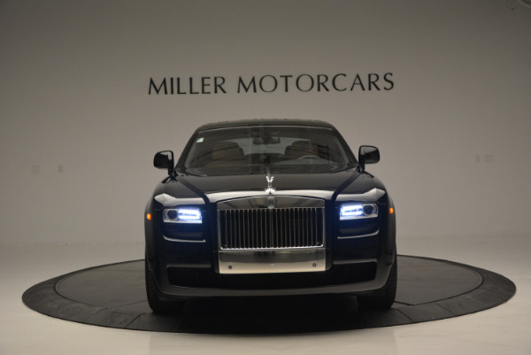 Used 2011 Rolls-Royce Ghost for sale Sold at Alfa Romeo of Greenwich in Greenwich CT 06830 13